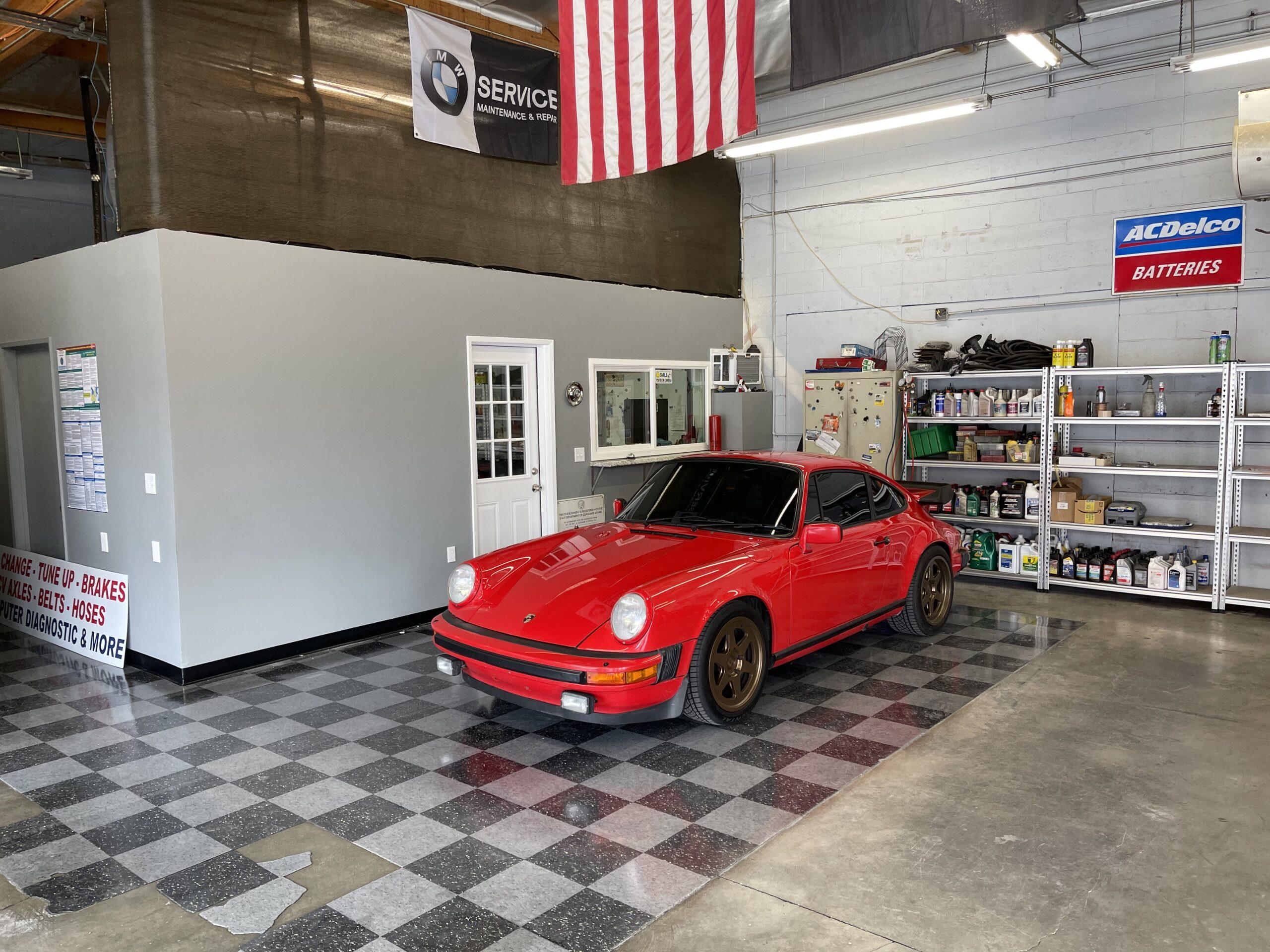 german auto shop